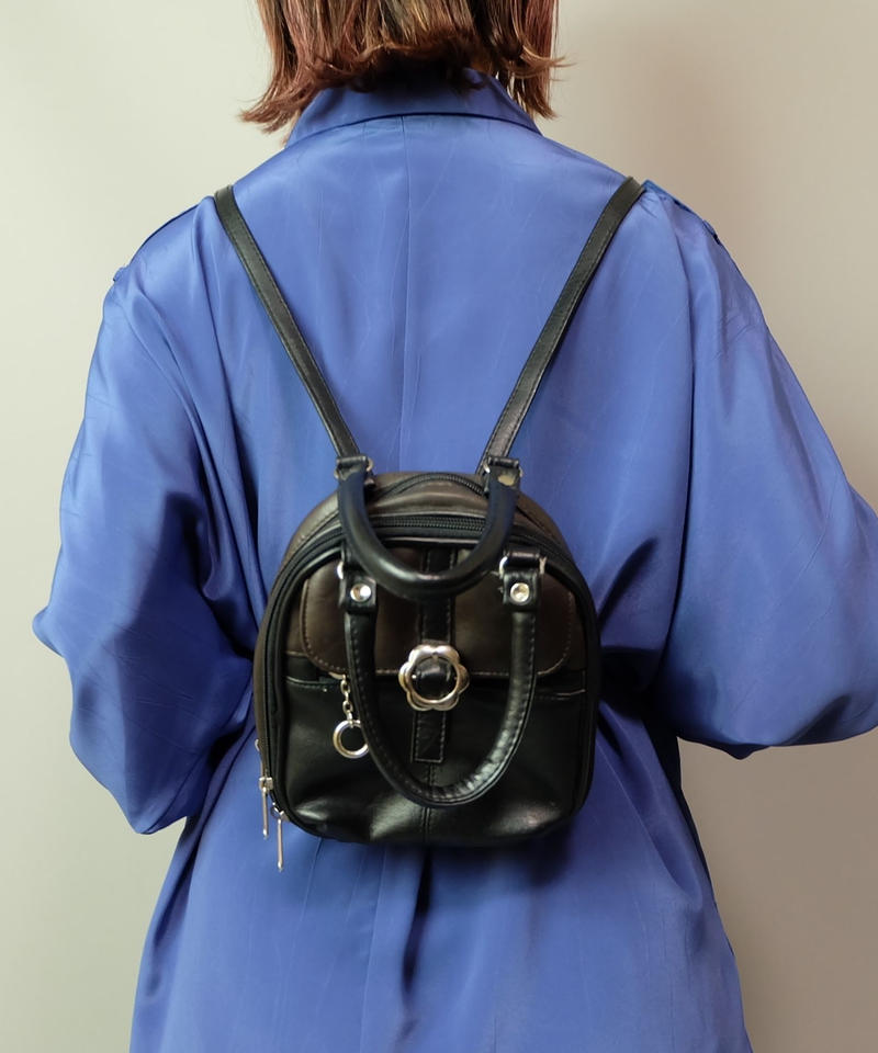 Vintage   Mini Backpack