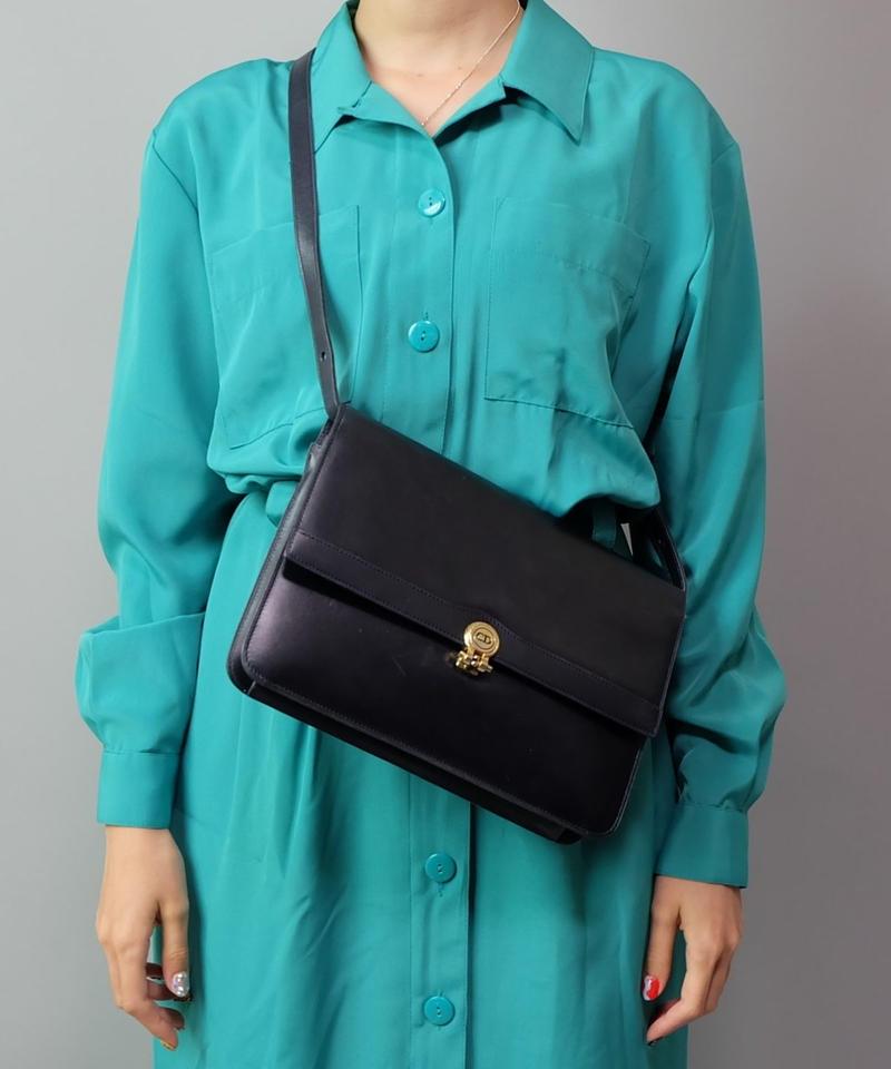 Vintage   Chistian Dior Leather Bag