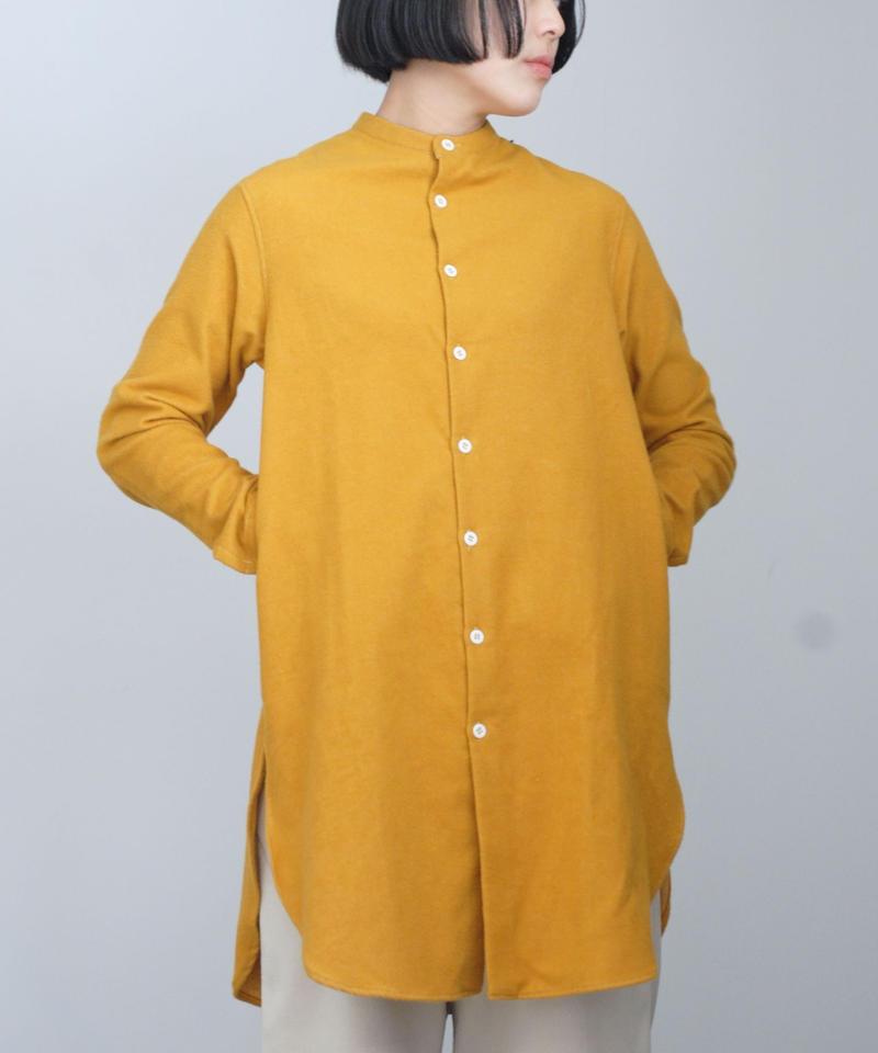 Hiroyuki Watanabe/ウォーターのロングシャツ(yellow)