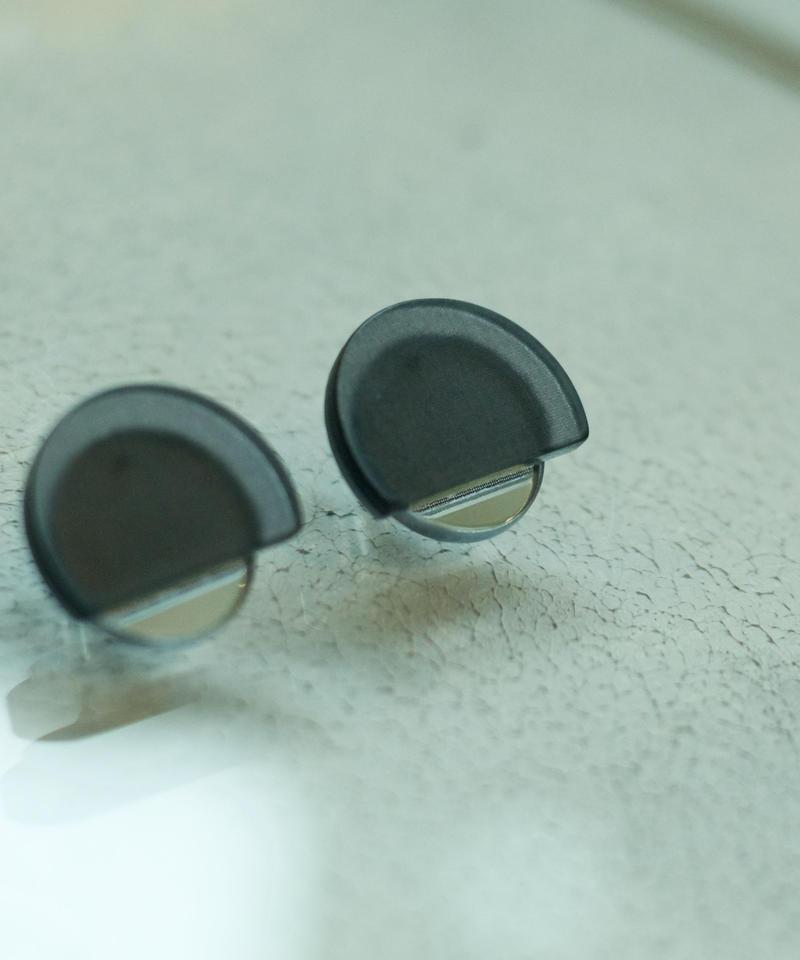 MMAA/oto22  pair pierce・earring(navy)