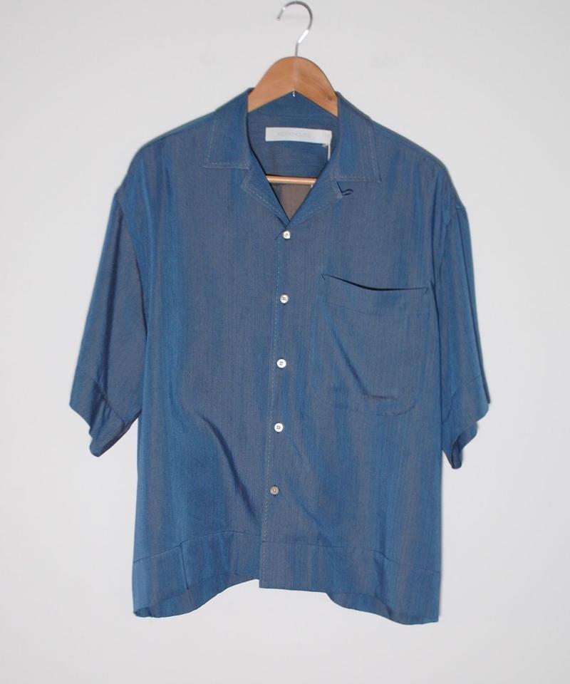 ASEEDONCLOUD /  Naughty Work Shirt(indigo cupra)