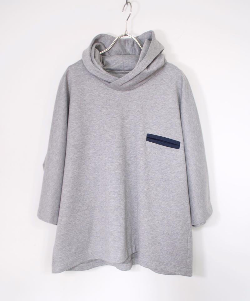 Hiroyuki Watanabe/林檎パーカー(grey)