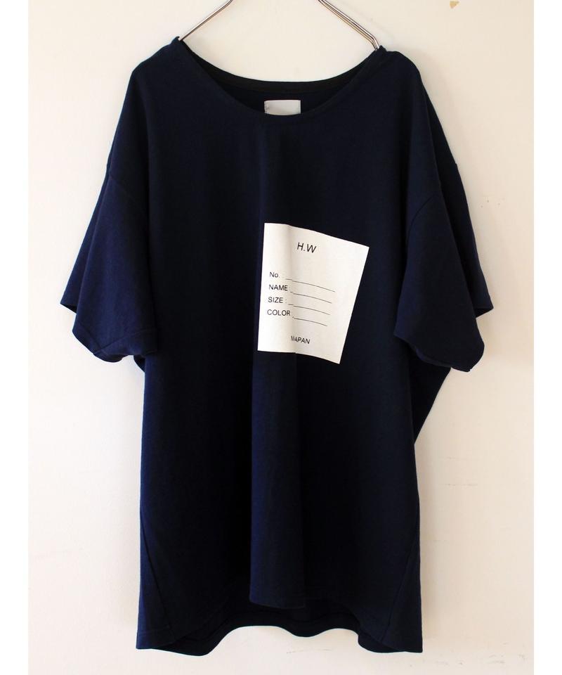 Hiroyuki Watanabe/Name Tシャツ