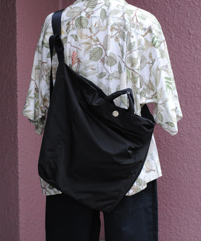 norouse/shoulder bag  (S)(black / mocha  gray)