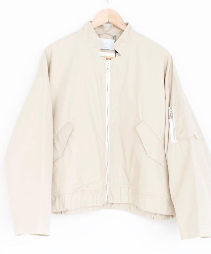 ANITYA/Flight jacket(beige)
