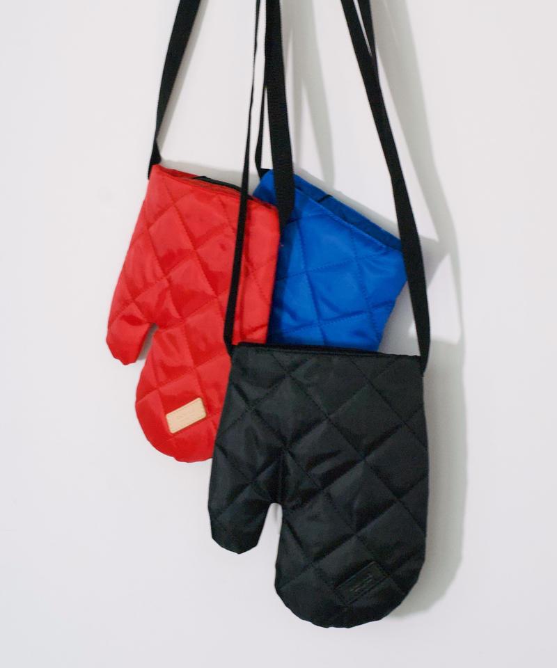 SACKVILLE/mitten bag