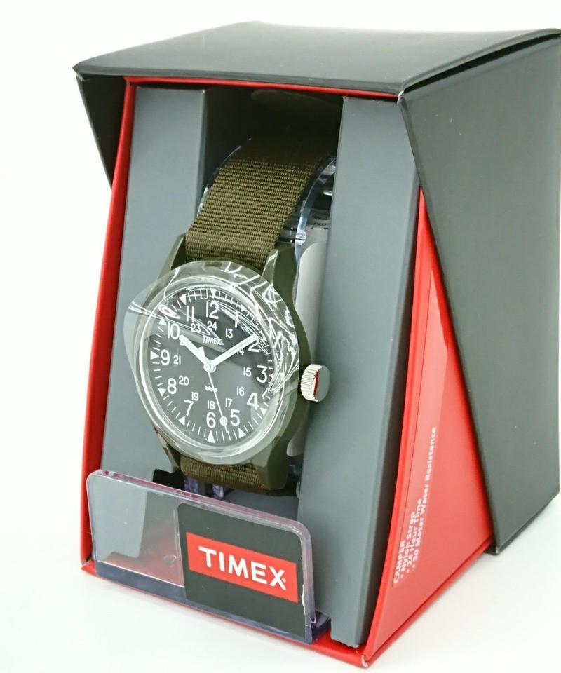 【新品】TIMEX オリジナルキャンパー TW2P88400(Wa27)