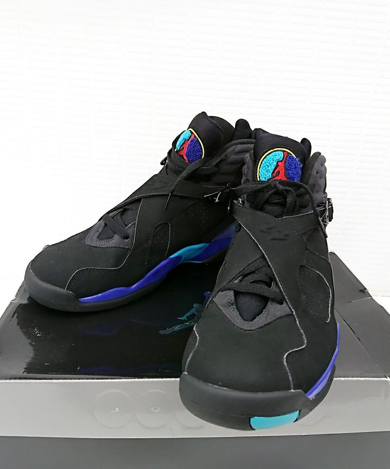 NIKE AIR JORDAN 8 RETRO 29cm(304)