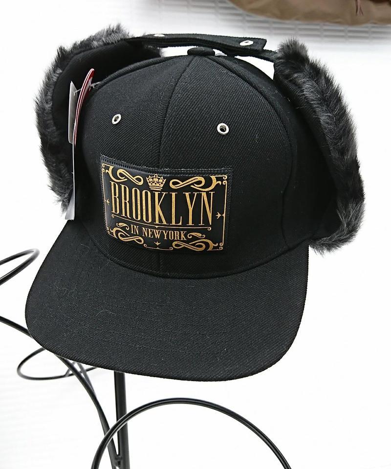 【新品】TEAM LIFE  WINTER BB CAP(109)