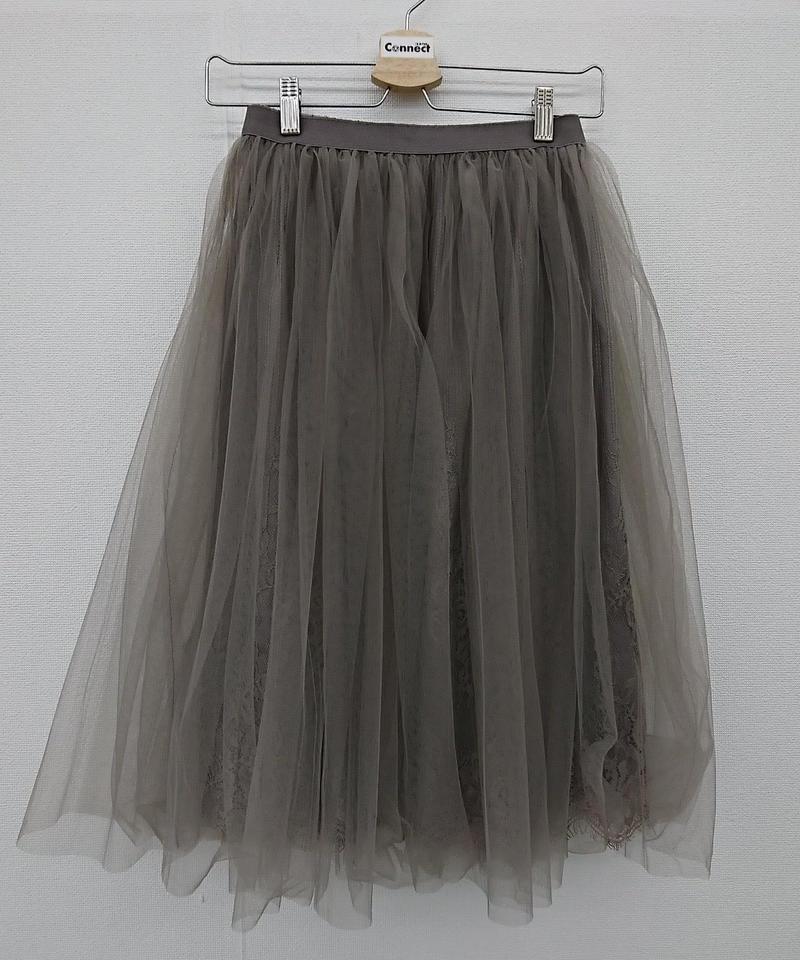 【Ladies】URBAN RESEARCH チュールセットスカート(152)