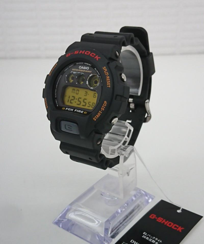 【新品】CASIO G-SHOCK  DW-6900B-9(Wa20)