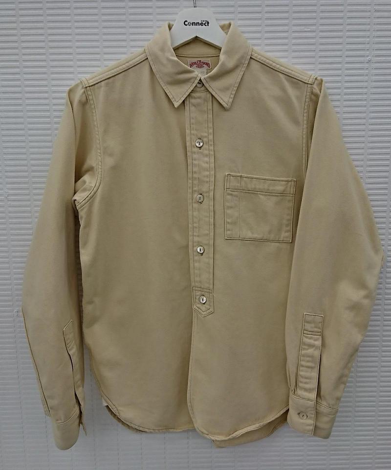 リアルマッコイズ ダブルダイアモンド ワークシャツ Lot.400(5)
