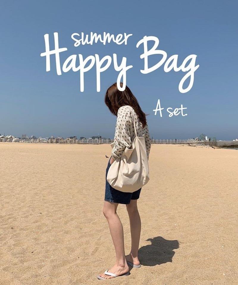 【 Happy Bag 】2019/Summer A set. ~7/31(wed)23:59