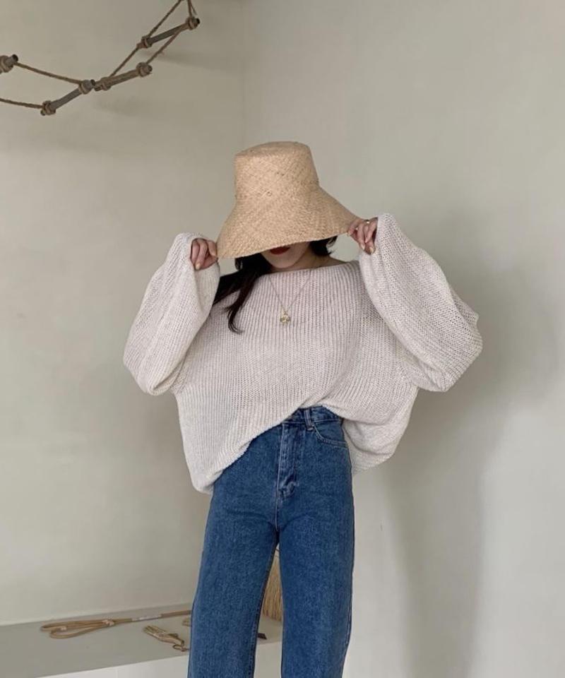 soft crochet over knit
