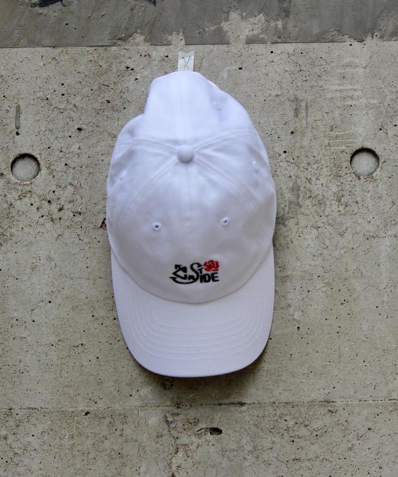 ROSE1 CAP WHITE