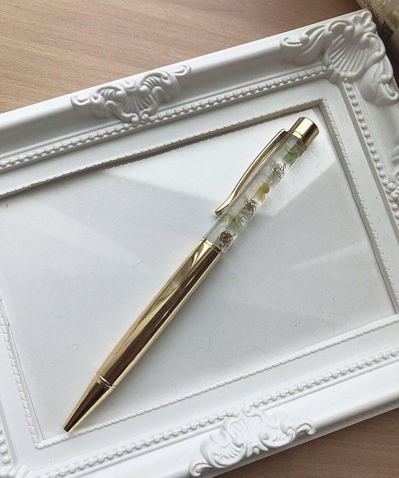 №1009 ハーバリウム ボールペン