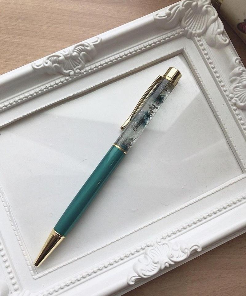 №1021 ハーバリウム ボールペン