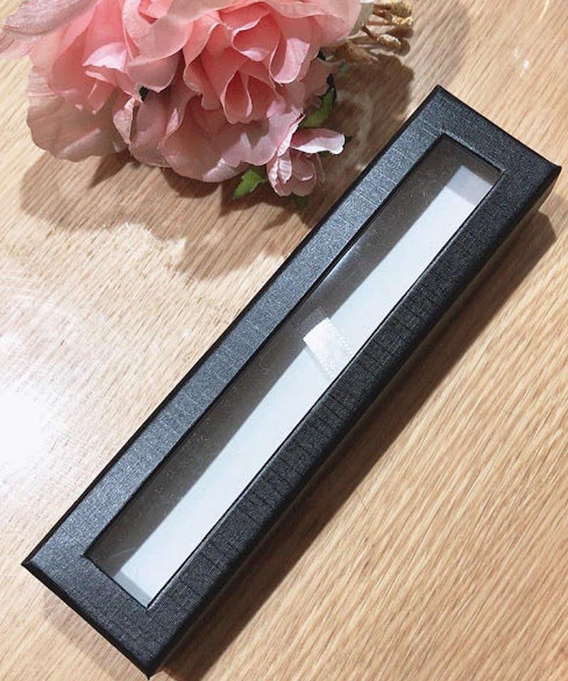 ハーバリウム ボールペン ギフト専用 BOX ブラック