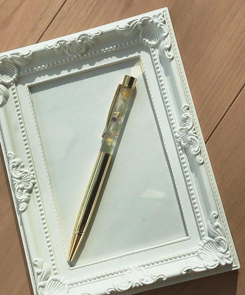 №1040 ハーバリウム ボールペン