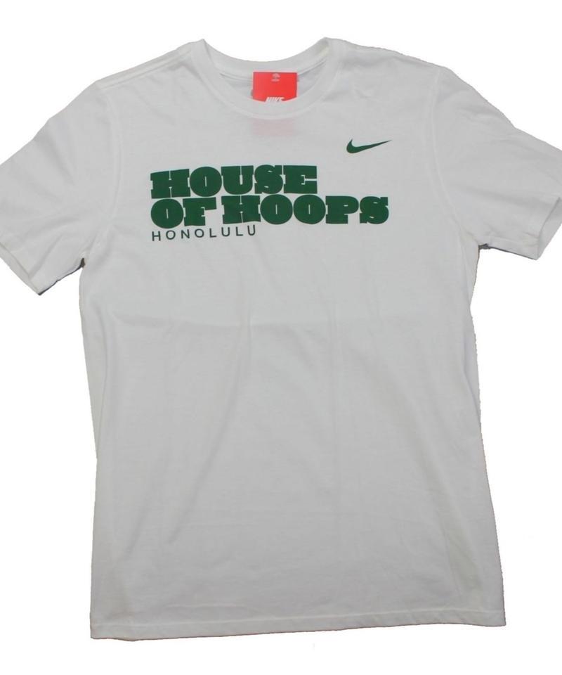 NIKE  HOUSE OF HOOPS HONOLULU TEE -SIZE M -