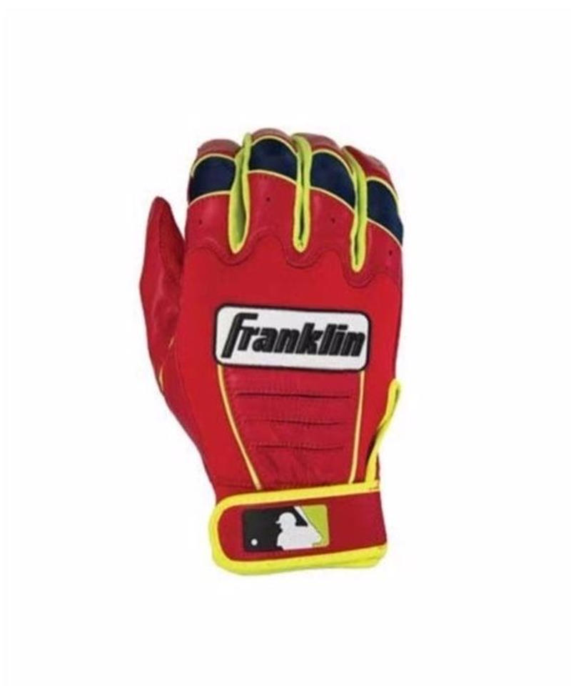 Franklin:CFX PRO GLOVE - RED×YELLOW