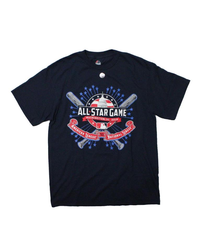 majestic   2018 ALL STAR TEE - L size