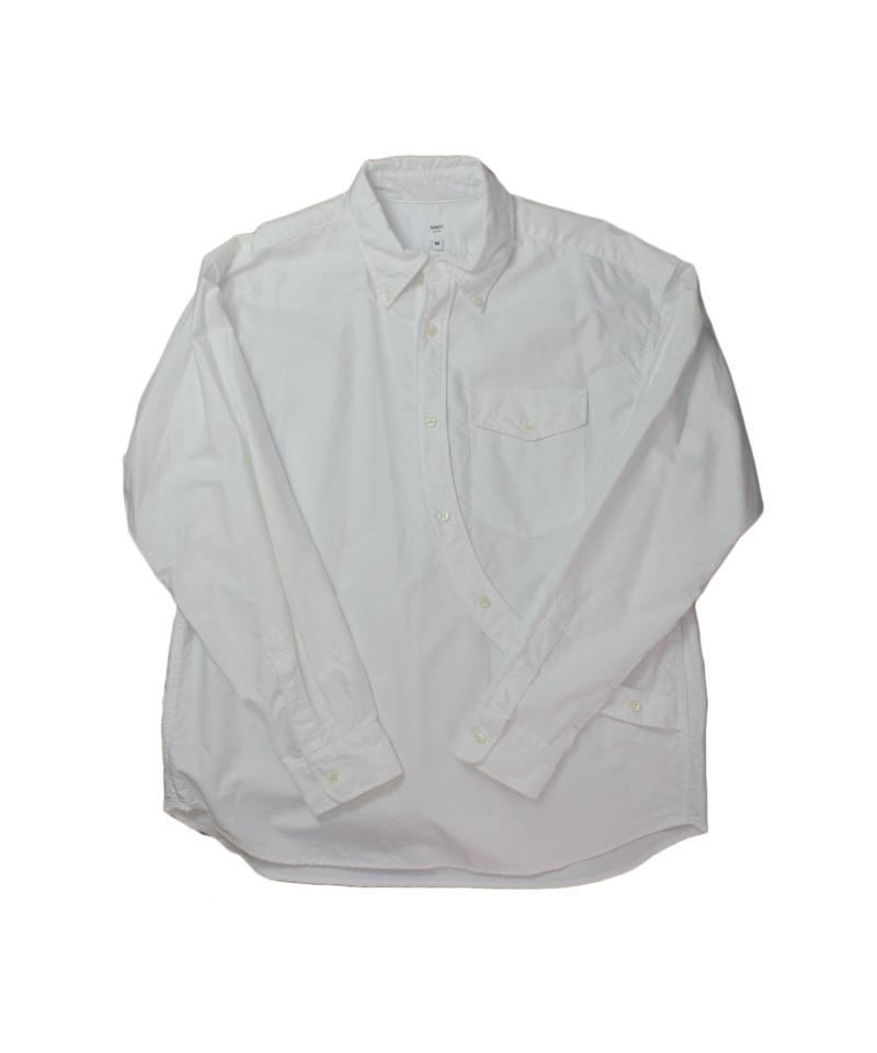 RANDT   Popover BD Oxford  white - M size