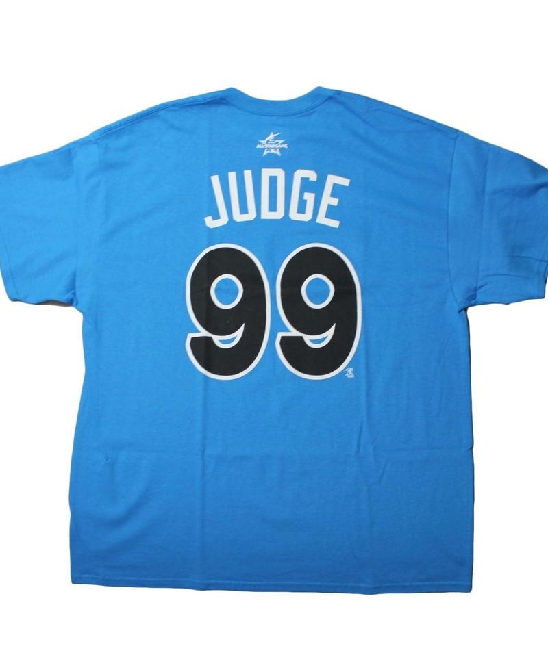 Majestic ALLSTAR TEE AMERICAN LEAGUE  #99 JUDGE
