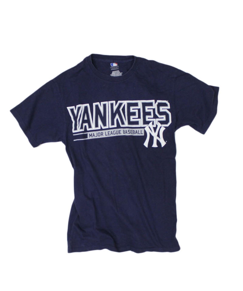 used:New York Yankees  #31 numbering tee - M size