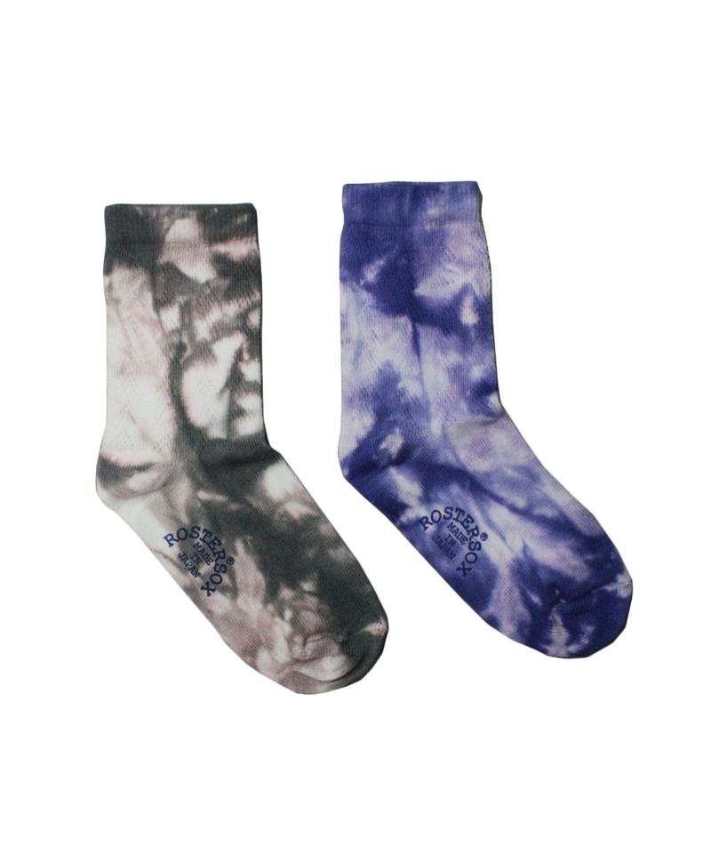 ROSTER SOX:RUMIE TIE DYE