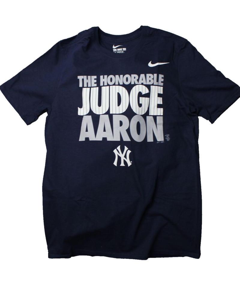 NIKE NYY Aaron Judge TEE  #99 ④