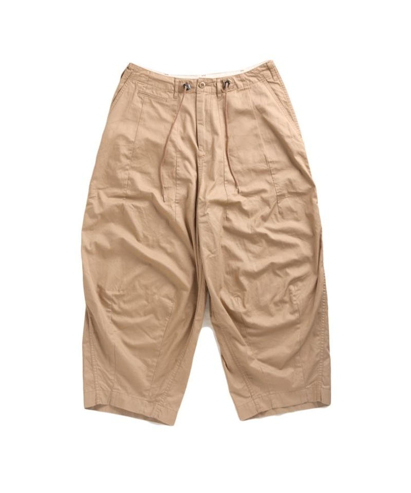 Needles H.D. PANT  MILITARY - KHAKI