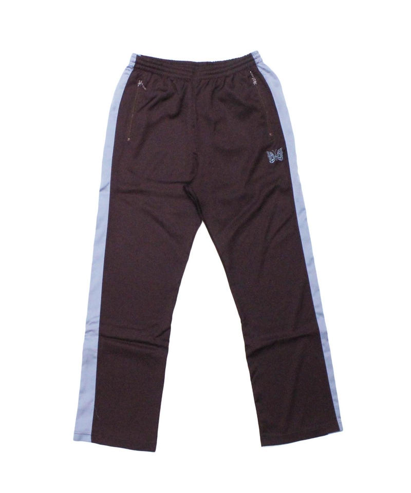 Needles Papillon Emb Side Line Track Pant - PURPLE / Msize