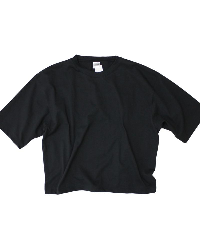 CAMBER:wide tee custom ( black )