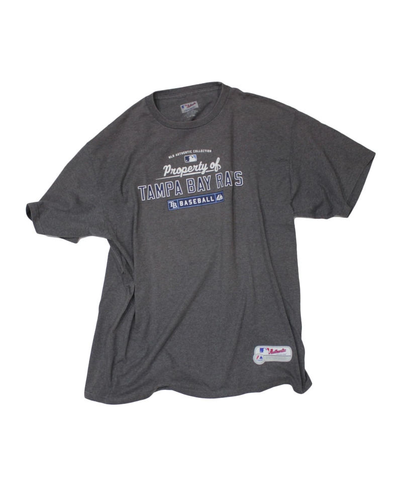 used:Tampa Bay Rays tee - XL size