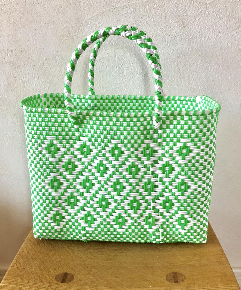 Mexican Plastic Tote bag メキシカントートバッグ MINI