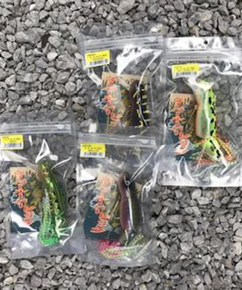 【コンプリートセット】カスタムイエローマジック+スーパールーパービッグ全4色セット