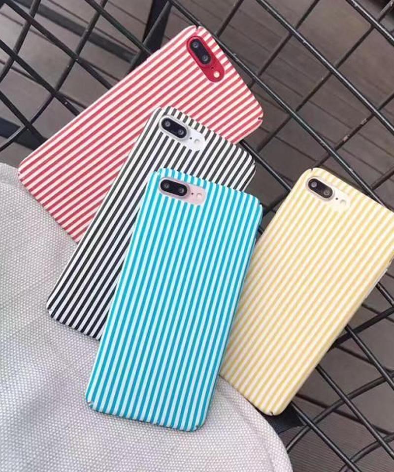 mb-iphone-02382 細幅 ストライプ柄  iPhoneケース