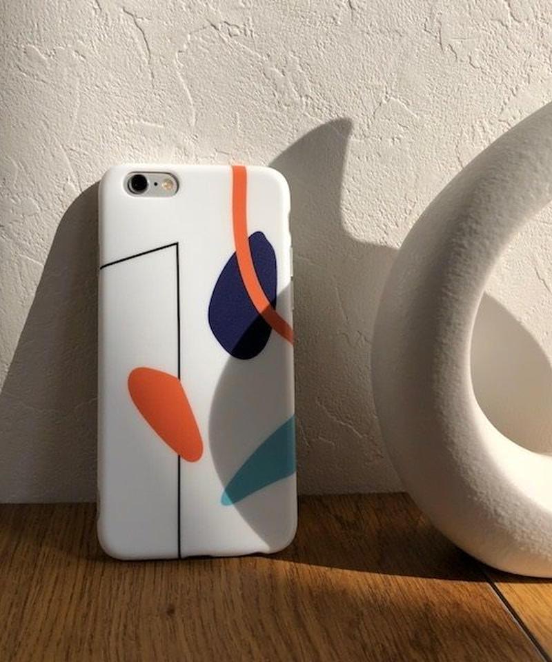 mb-iphone-02416 現代アート デザイン  iPhoneケース