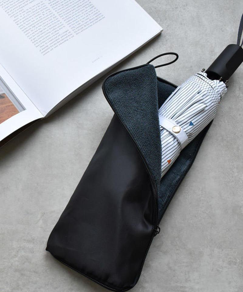 mb-raingoods-02014 マイクロファイバー 折り畳み傘ケース 吸水カバー