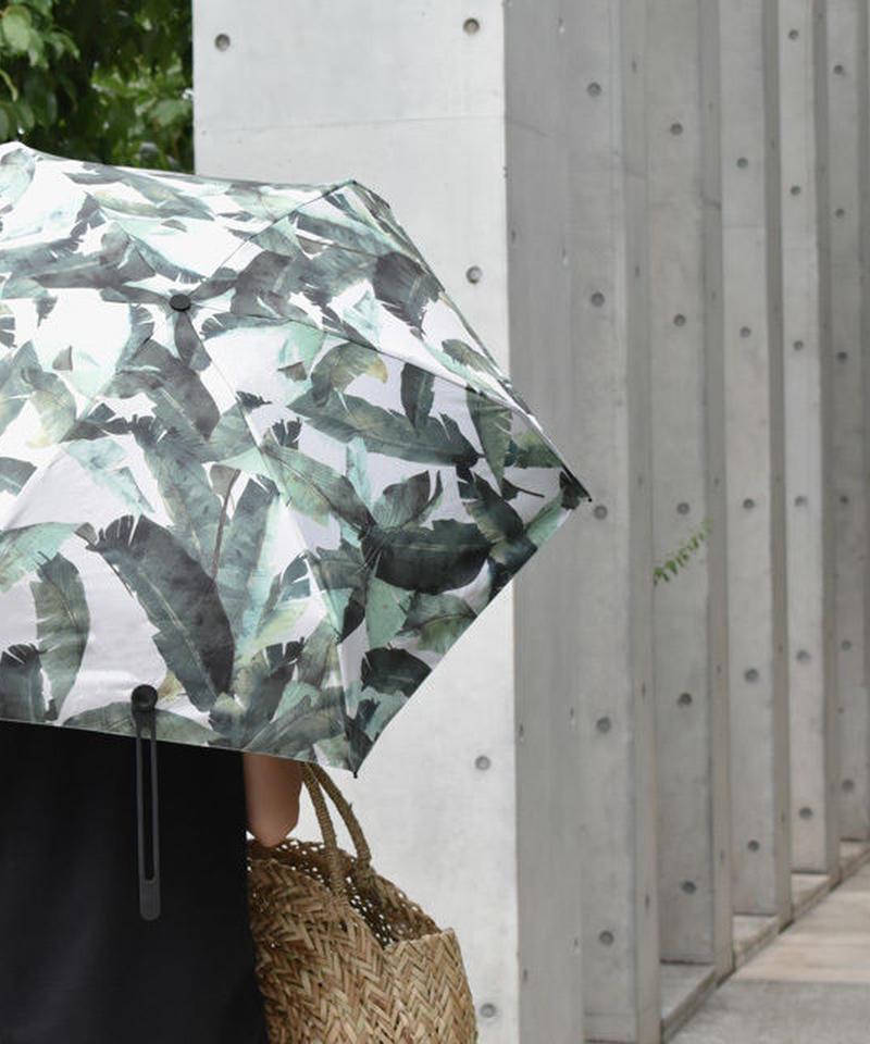 raingoods-02004 グリーンリーフ 折りたたみ傘 日傘 雨傘 晴雨兼用