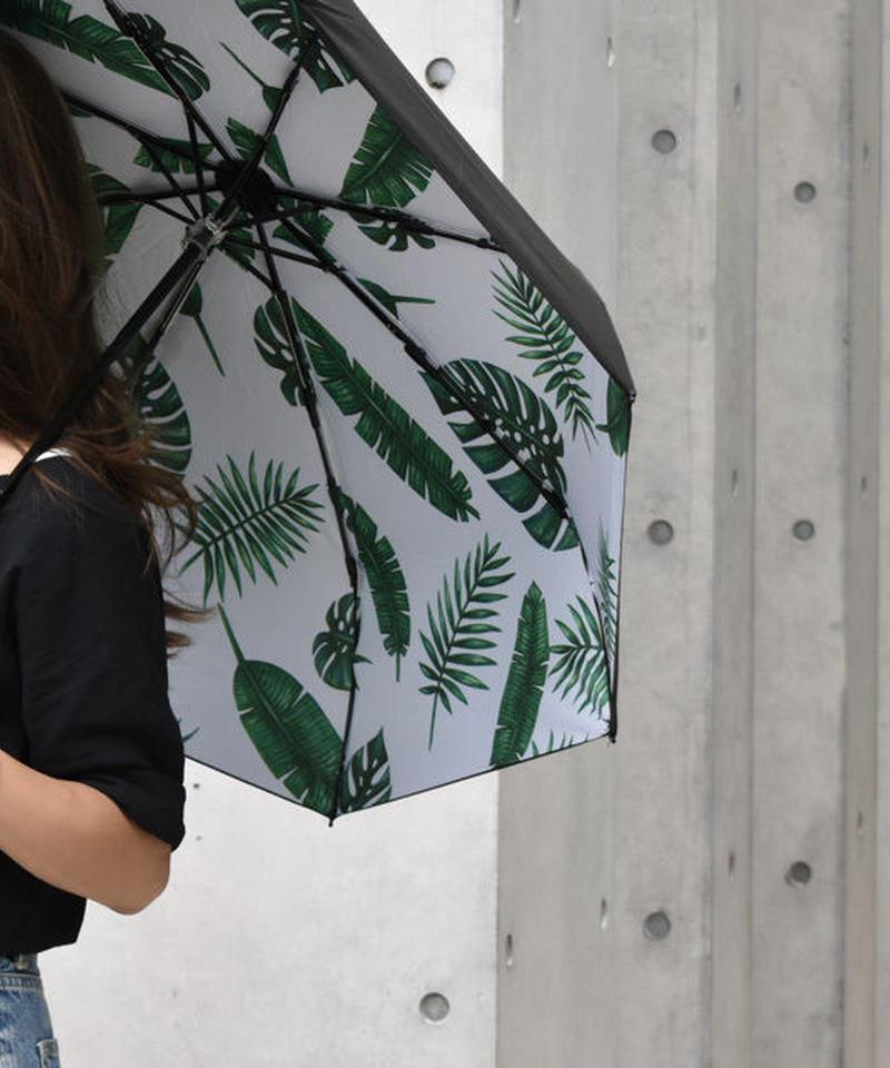 raingoods-02016 インサイドリーフデザイン 折りたたみ傘 日傘 雨傘 晴雨兼用