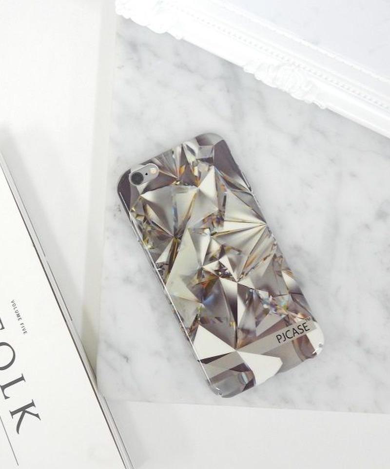 mb-iphone-02254 クリスタル プリントデザイン iPhoneケース