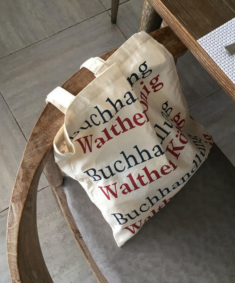mb-bag2-02278 Buhhanlung Walther Konig Tote Bag トートバッグ エコバッグ