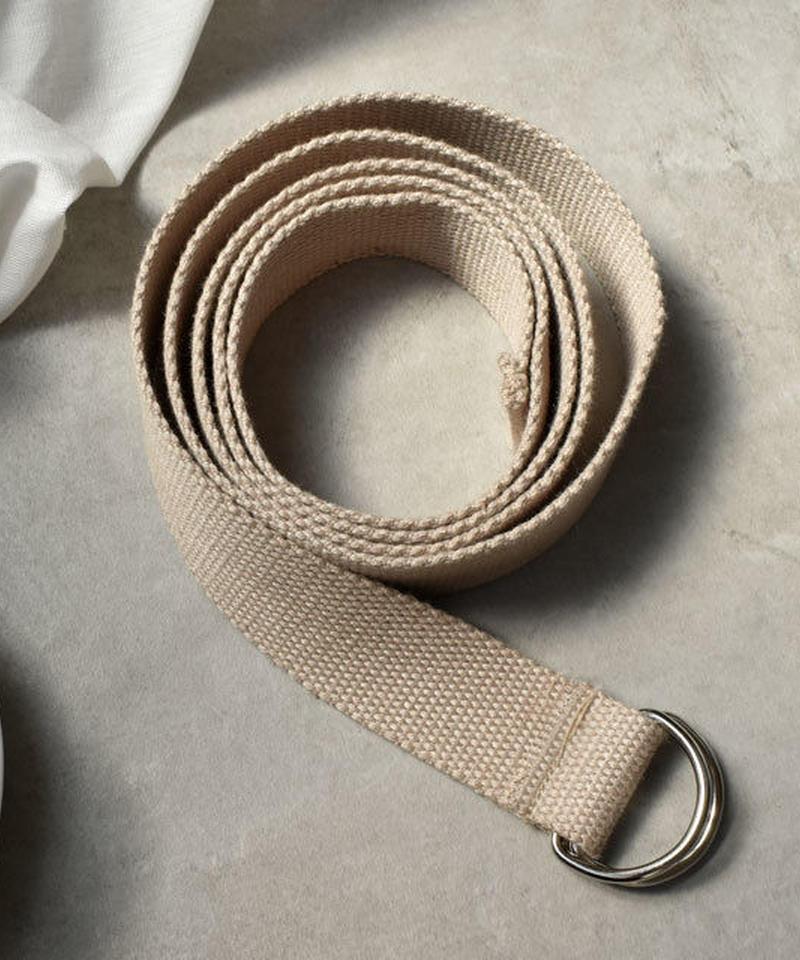 mb-belt-02028 ロングテープベルト ベージュ