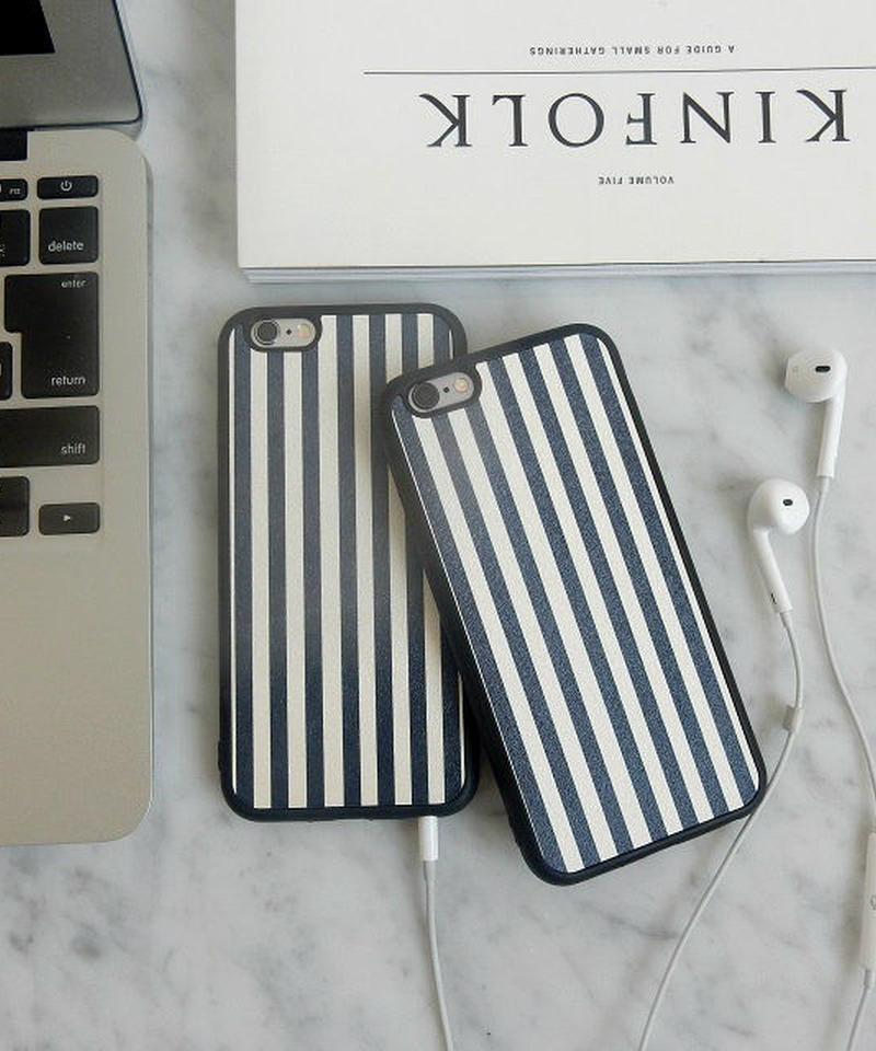 mb-iphone-02006 ストライプ柄  iPhoneケース