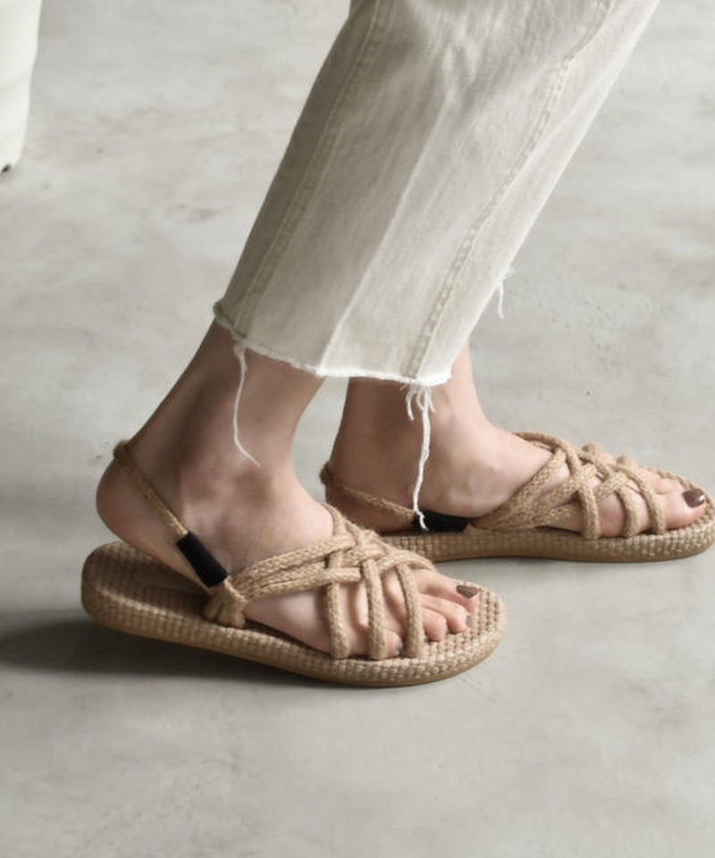 mb-shoes-02064 ジュードロープサンダル