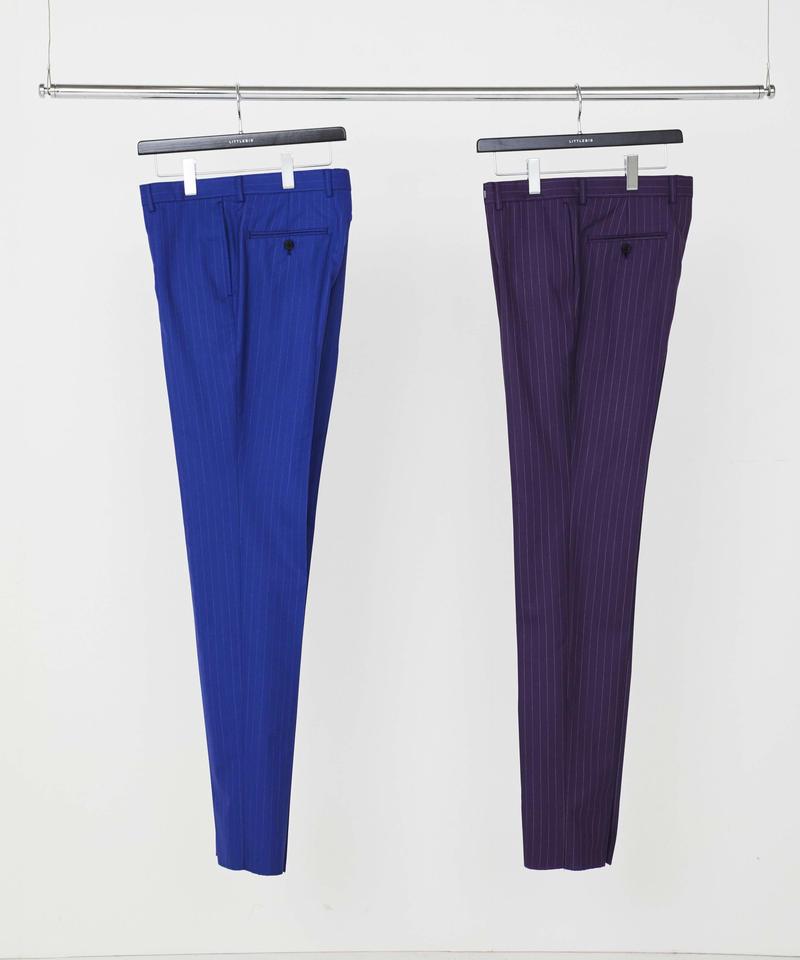 Stripe Slim Trousers