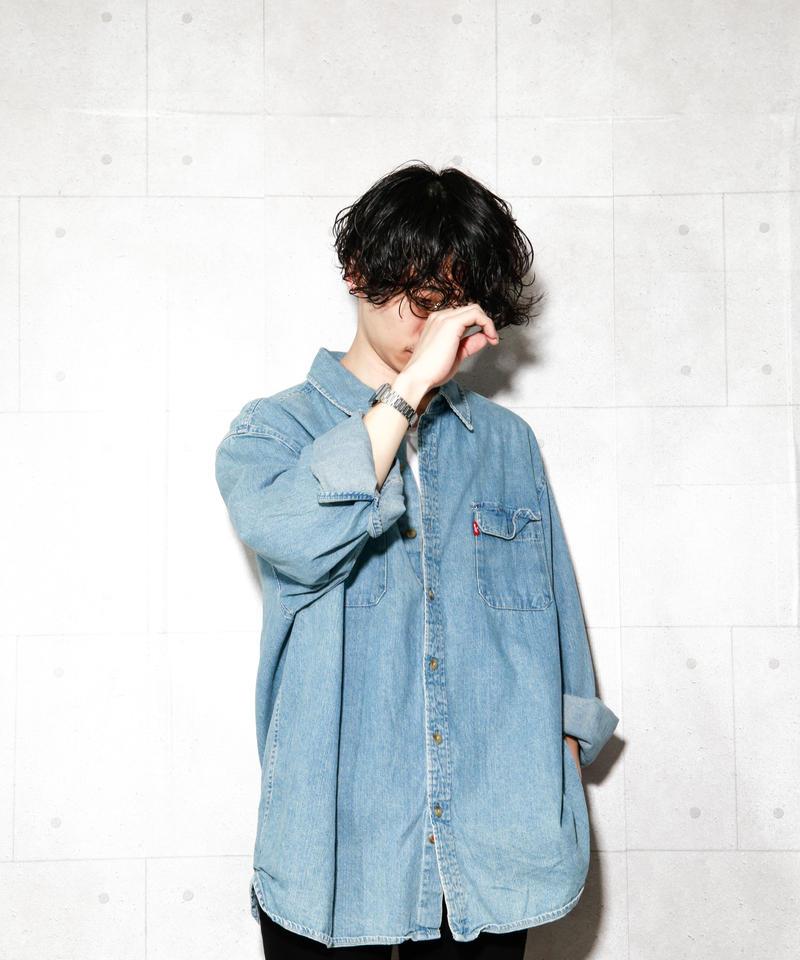 【Levi`s】デニムシャツ