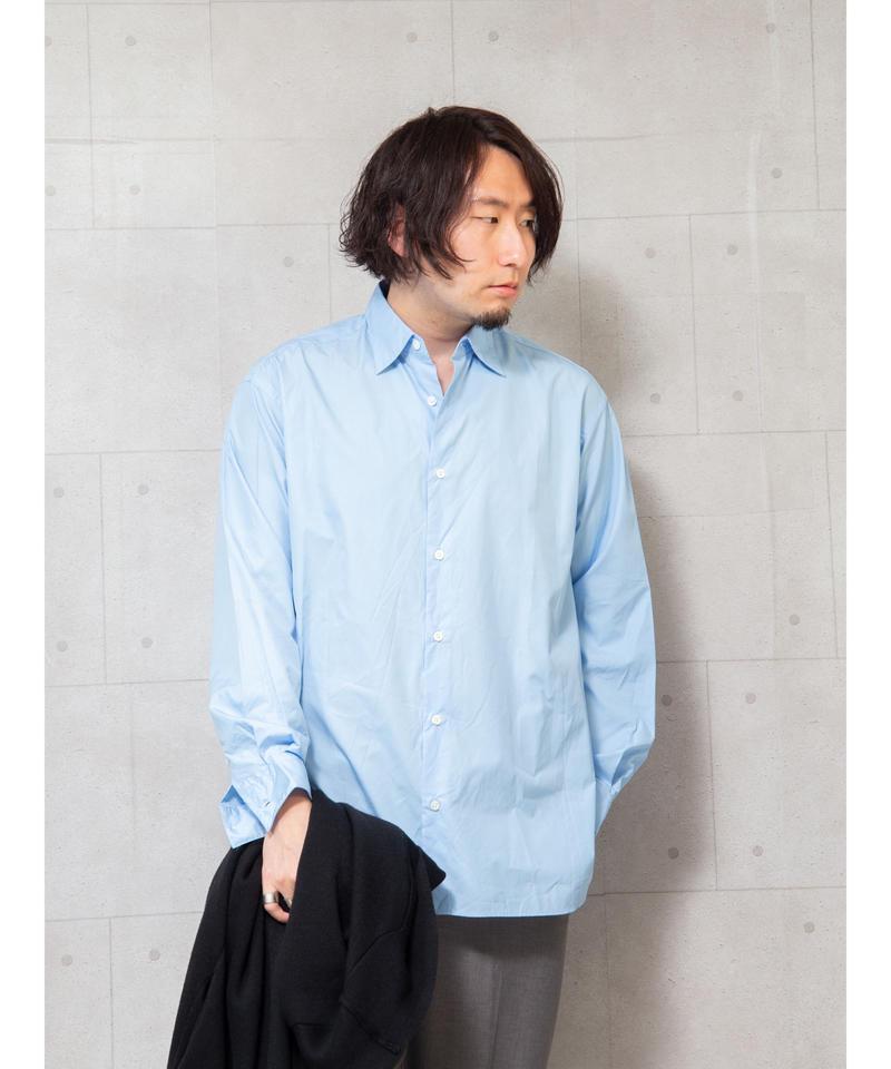 【TOMORROWLAND】ブロードシャツ